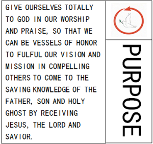 NEW PURPOSE